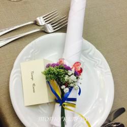 Свадебное оформление №0064 ( Свадьбный декор )