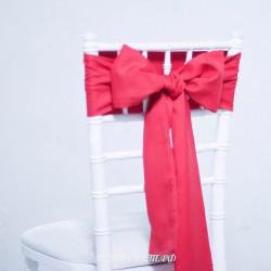 Бант на стул #0015 - Аренда бантов на свадьбу