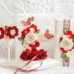 Свадебное оформление №0021 ( Свадебный декор )