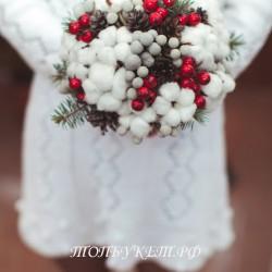 Свадебный букет невесты #0093