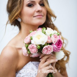 Свадебный букет невесты #0111