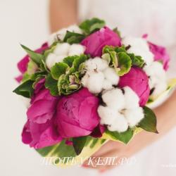 Свадебный букет невесты #0004