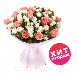 Доставка букетов  из цветов #0011 ( Санкт-Петербург )