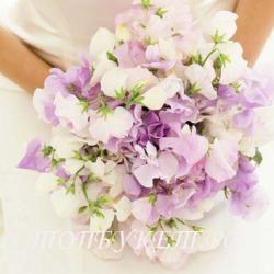 Свадебный букет невесты #0030