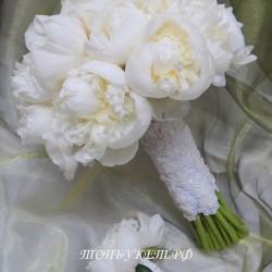 Свадебный букет невесты #0119