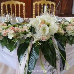 Свадебное оформление №0041 ( Свадьбный декор )