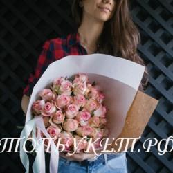 Доставка букетов  из цветов #0018 ( Санкт-Петербург )