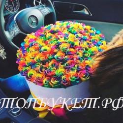 Доставка букетов  из цветов #0014 ( Санкт-Петербург )