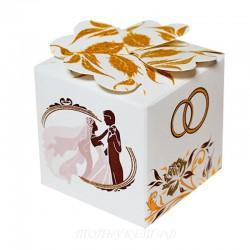 Купить свадебные бонбоньерки #0014