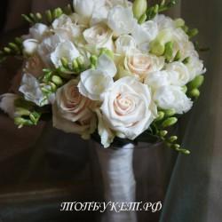 Свадебный букет невесты #0070