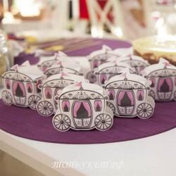 Купить свадебные бонбоньерки #0002