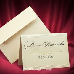 Свадебные Рассадочные карточки #0029