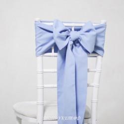 Бант на стул #0010 - Аренда бантов на свадьбу