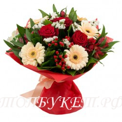 Доставка букетов  из цветов #0031 ( Санкт-Петербург )