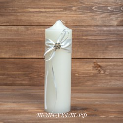 Купить свадебные свечи №0014 ( Семейный очаг )