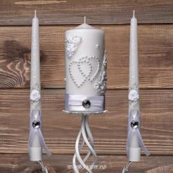 Купить свадебные свечи №0003 ( Семейный очаг )