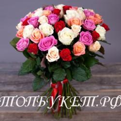Доставка букетов  из цветов #0033 ( Санкт-Петербург )