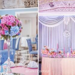 Свадебное оформление №0012 ( Свадебный декор )