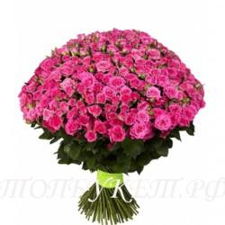 Доставка букетов  из цветов #0036 ( Санкт-Петербург )