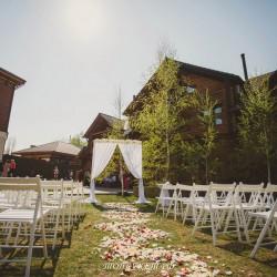 Свадебное оформление №0070 ( Свадьбный декор )