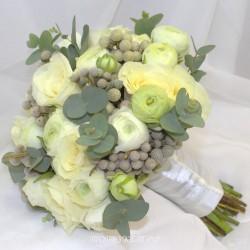Свадебный букет невесты #0086