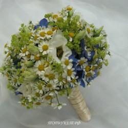Свадебный букет невесты #0091