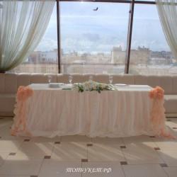 Свадебное оформление №0035 ( Свадьба в коттедже )