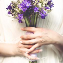 Свадебный букет невесты #0098