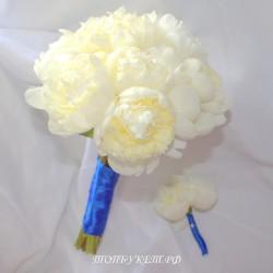Свадебный букет невесты #0103