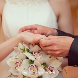Свадебный букет невесты #0038