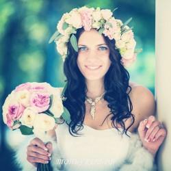 Свадебный букет невесты #0106