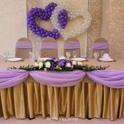 Свадебное оформление №0038 ( Свадьбный декор )
