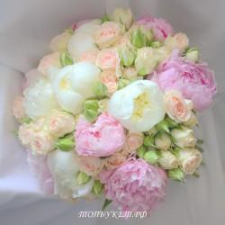 Свадебный букет невесты #0113
