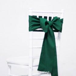 Бант на стул #0023 - Аренда бантов на свадьбу