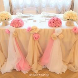 Свадебное оформление №0044 ( Свадьбный декор )
