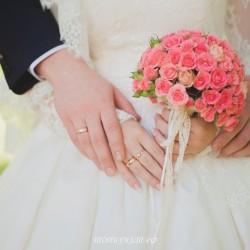 Свадебный букет невесты #0125