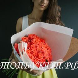 Доставка букетов  из цветов #0038 ( Санкт-Петербург )