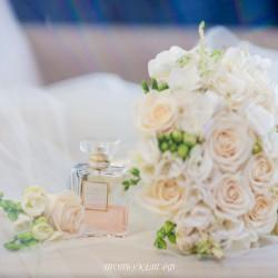 Свадебный букет невесты #0130