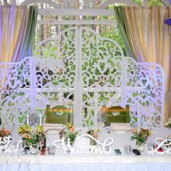 Свадебное оформление №0068 ( Свадьбный декор )