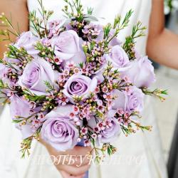 Свадебный букет невесты #0006